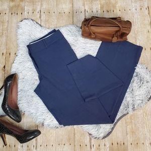 Loft Marisa naval blue trouser